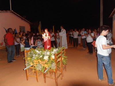 Imagens da Santa Missa de encerramento das peregrinações com SCJ