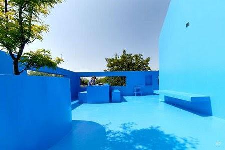 atelier rue verte le blog une maison bleue dans le ciel de rotterdam. Black Bedroom Furniture Sets. Home Design Ideas