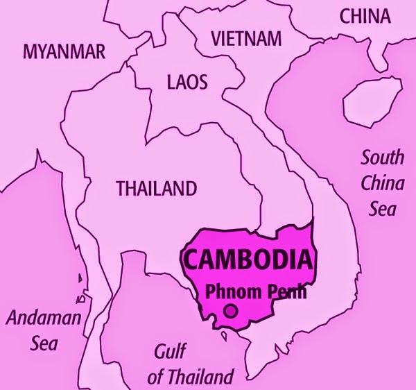 Genocidio in Cambogia da parte dei Khmer Rossi