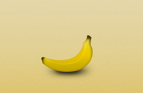 How To Create a Realistic Banana In Photoshop