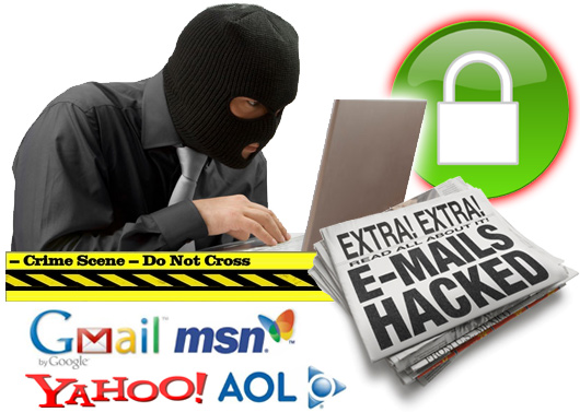 Hack Any E_Mail Account