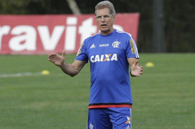 Técnico do Flamengo projeta confronto difícil contra o Cruzeiro (Foto: C.R. Flamengo/Divulgação)