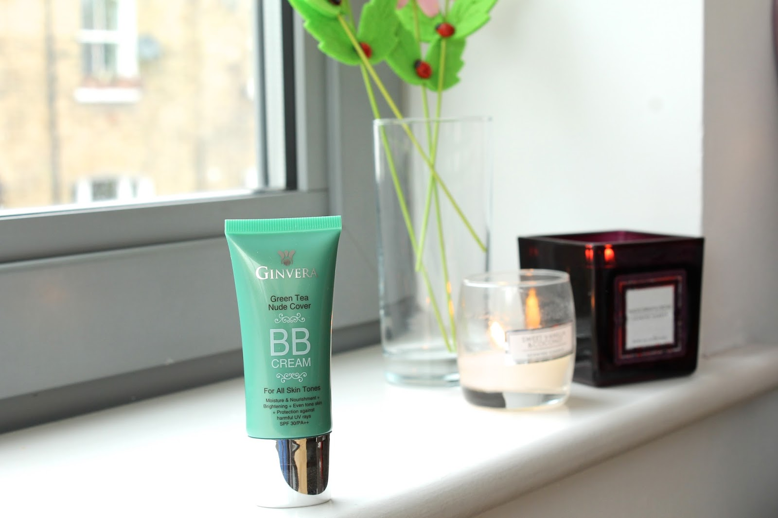 Bec Boop review of Ginvera BB Cream