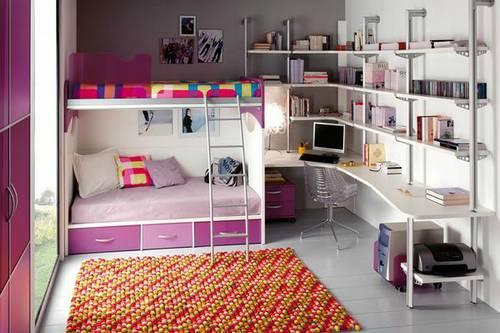 dormitorios juveniles modernos decoracion with decoracin de dormitorios juveniles femeninos