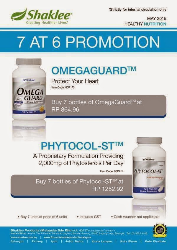 MAY 2015 PRODUCTS PROMO: