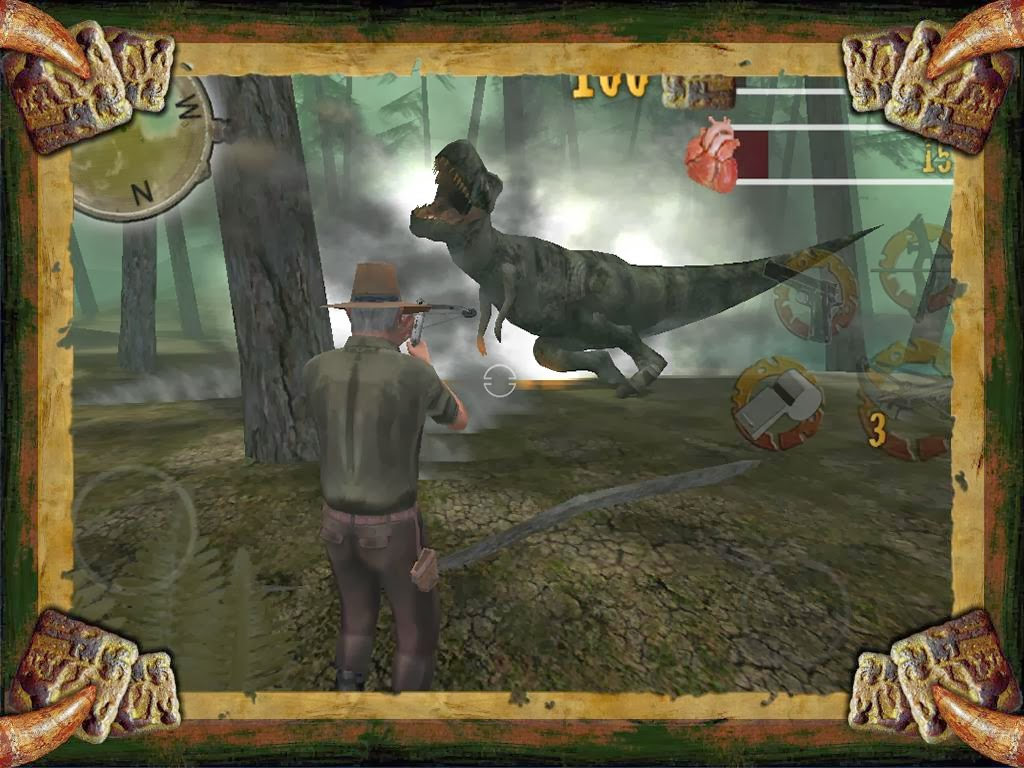 Dino Safari 2 Pro APK+DATA
