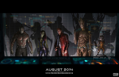 guardians of the galaxy, concept art