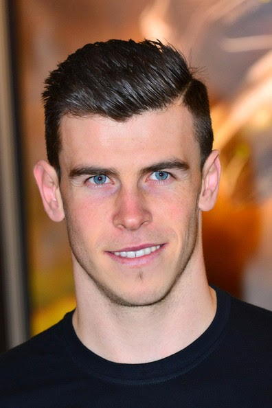Gaya Rambut Gareth Bale