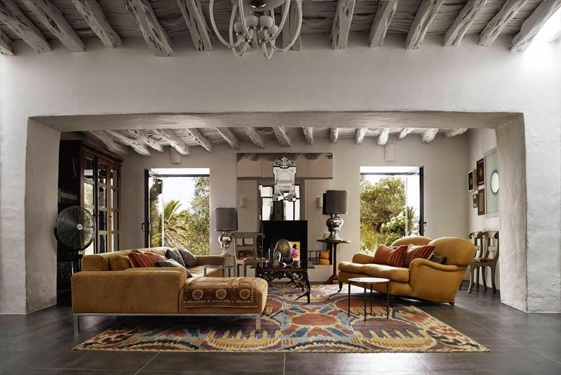 so wohnt jade jagger auf ibiza kathrynsky 39 s. Black Bedroom Furniture Sets. Home Design Ideas