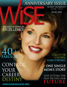 Rhonda Mouton of Wise Magazine