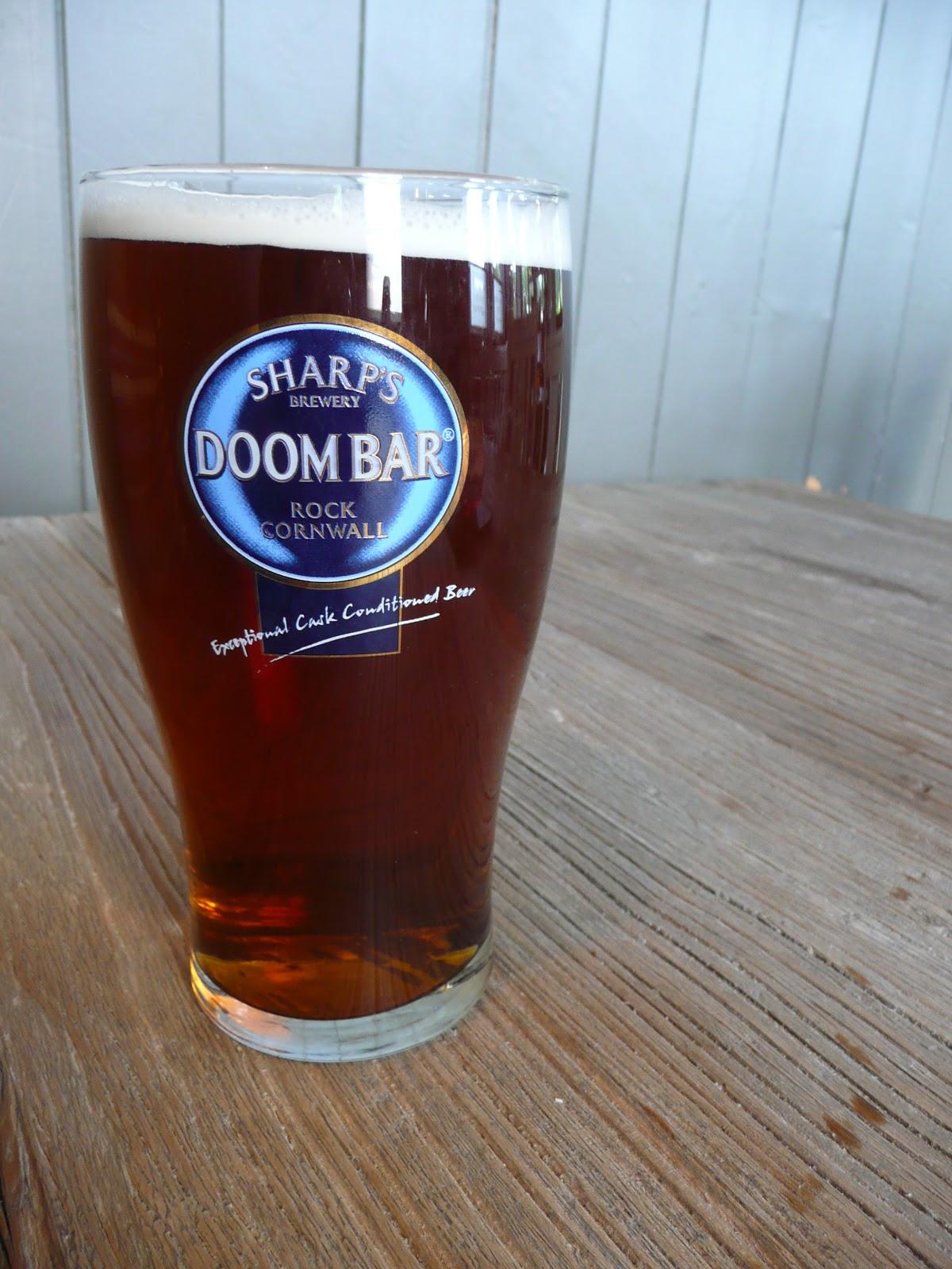 Doom Bar Glass
