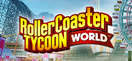 RollerCoaster Tycoon World PC Game Free Download