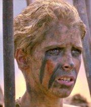 Jack Merridew Painted Face