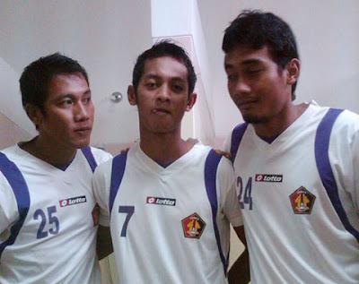 Striker Timnas Yongki Ariwibowo Resmi Pindah Ke Persisam