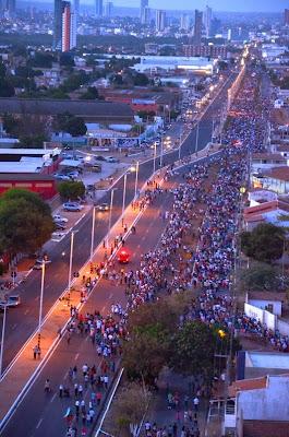 Mossoroenses celebram o dia de Santa Luzia, padroeira da Diocese