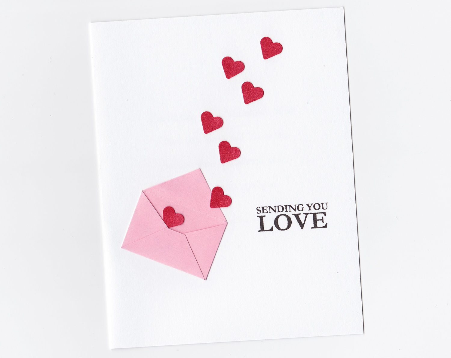 The creative place valentine card roundup for What to put on a valentines card