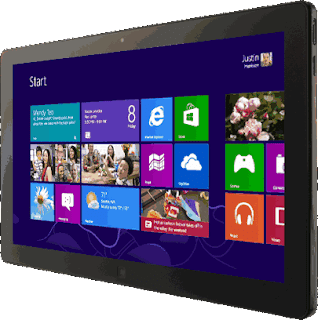 pc tablet dengan windows 8