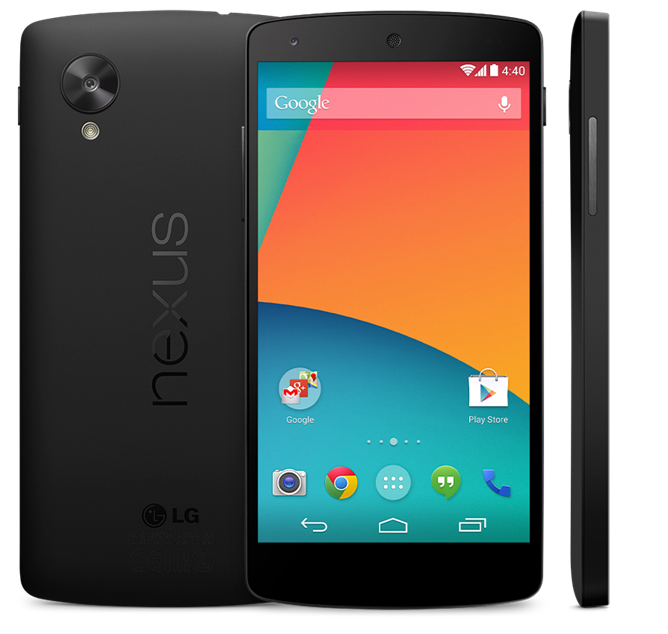 Google Nexus 5 Released