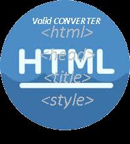 Tool HTML Converter ala Cara Baru Berbagi Online