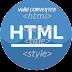 Cara membuat tool HTML converter