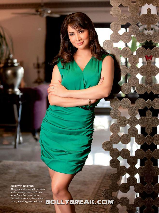 , Kim Sharma's Scans From Better Homes And Gardens – May 2012