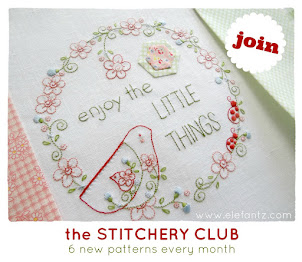 JOIN my monthly pattern club!