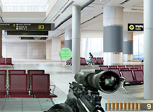 Airport Shootout