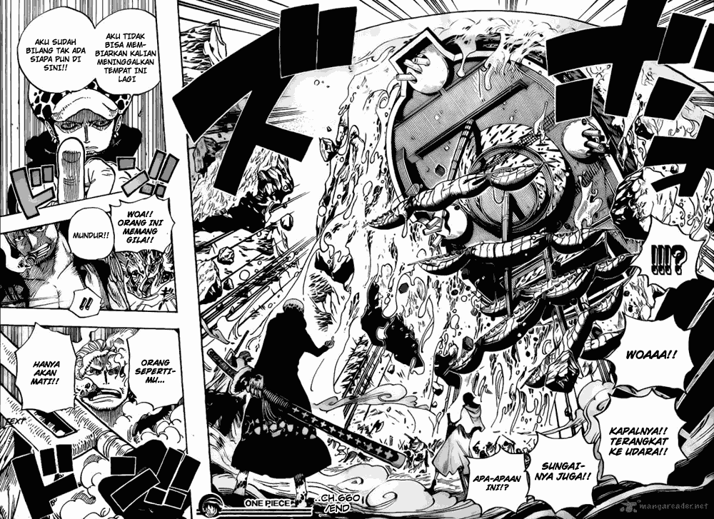 komik one piece 660 page 16
