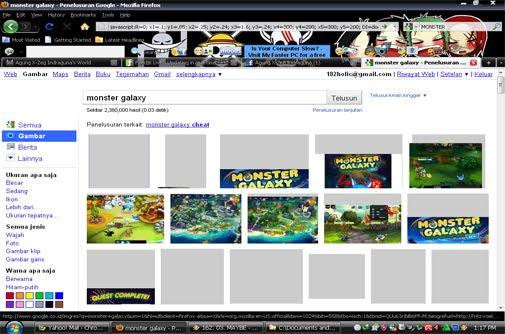 Trik Gambar Google (Google Image Trick)