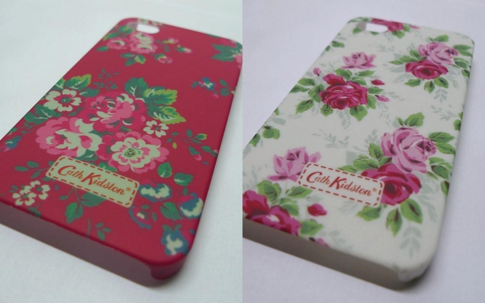 Cath Kidston IPhone 4 Cases