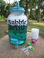 DIY: Bubbles | Refill Container