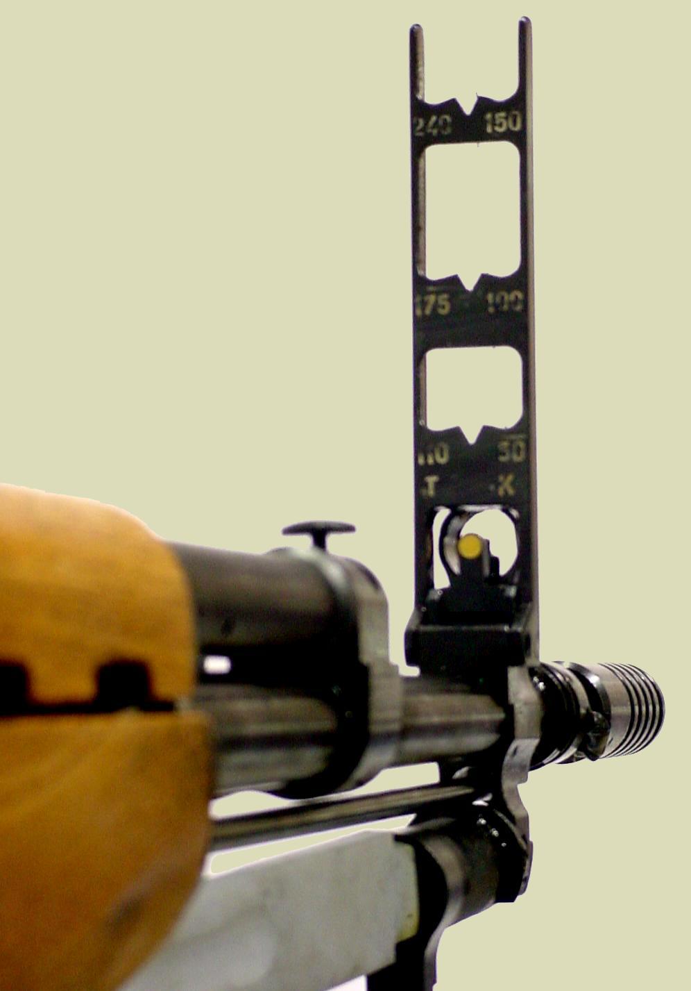 SKS Grenade Launcher