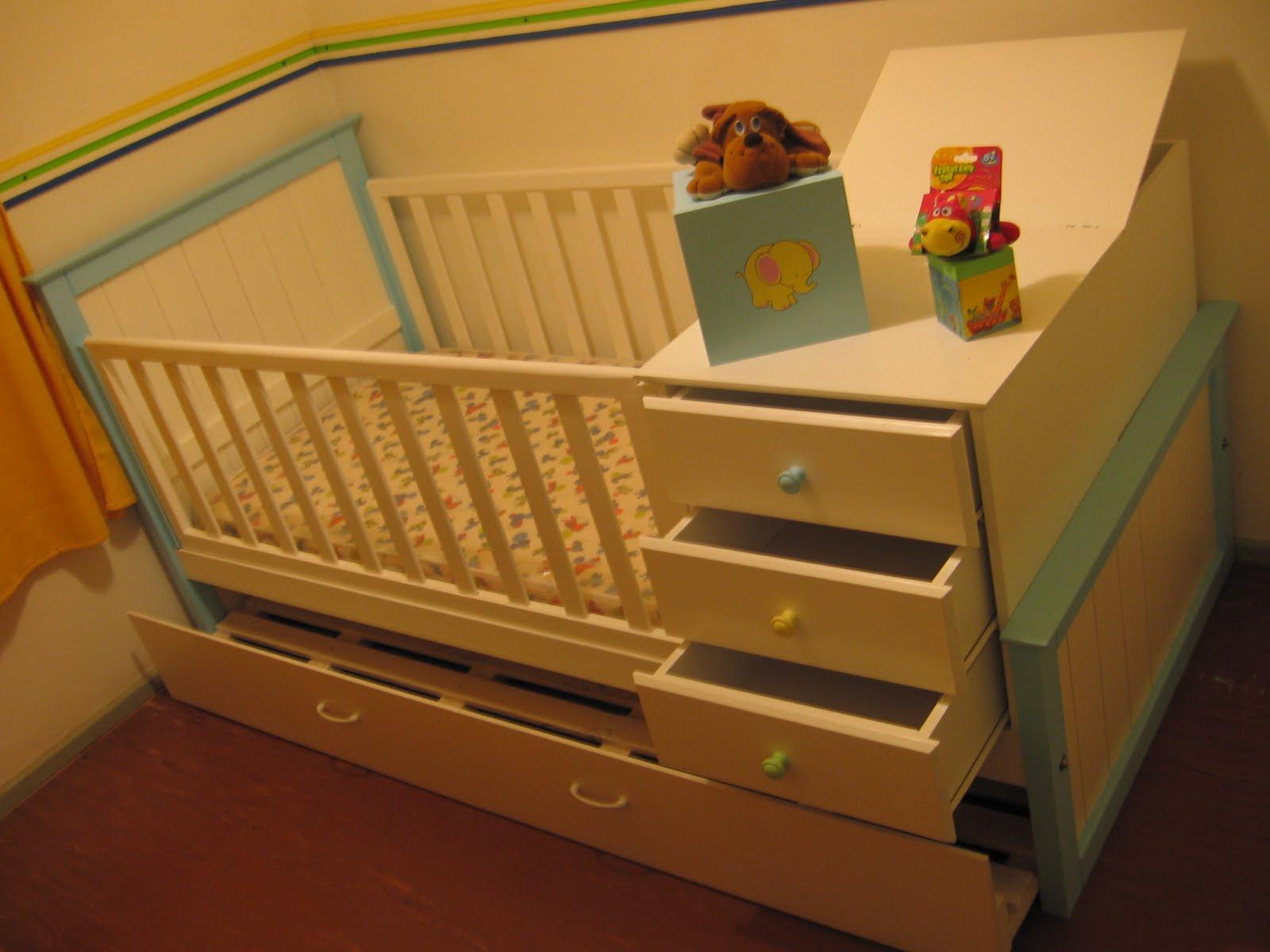 Arrorró Muebles Infantiles: Cunas Clásicas y Cunas Funcionales