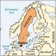 Christophers Expat Adventure Malm Sweden