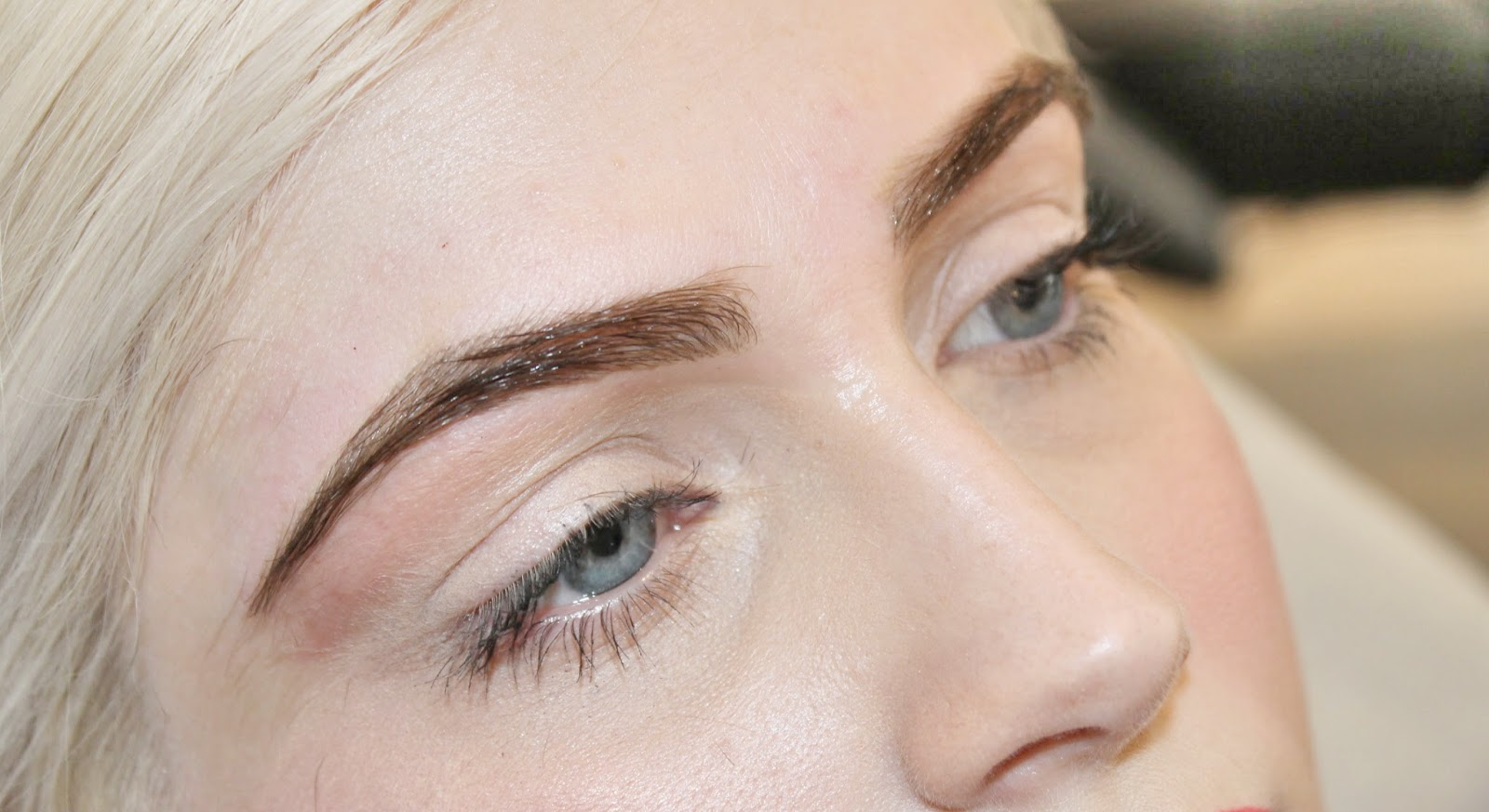 HD Brows, iBrows etc, eyebrows, brow tinting, brow waxing, eyebrow threading, blonde