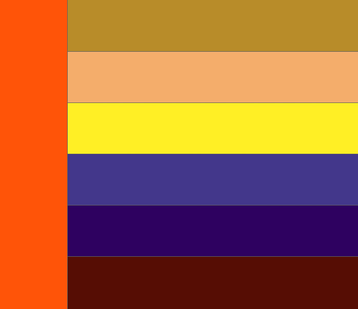 Colors That Go Well With Orange 28 Images