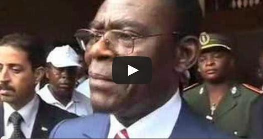 EL INTERMINABLE ENSAYO DEMOCRÁTICO DEL TIRANO DICTADOR OBIANG NGUEMA, EN GUINEA ECUATORIAL