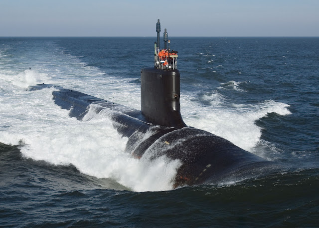 Virginia class SSN