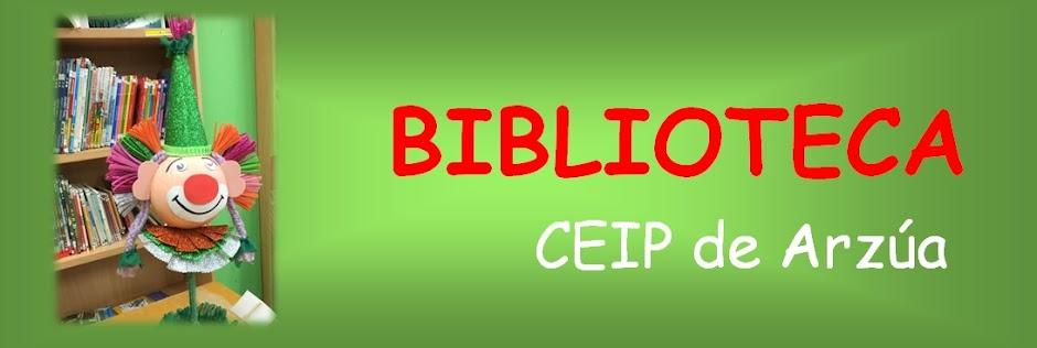 BIBLIOTECA CEIP de Arzúa