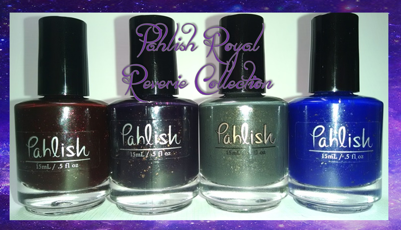 pahlish royal reverie collection an caisteal ruadh gilded greenwich le bijou du roi reinette