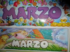 CARTEL DEL MES DE MARZO