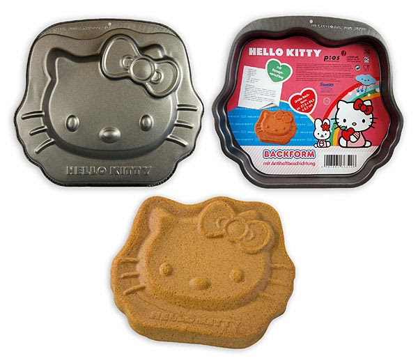 Utensilios de cocina moldes para cakes de hello kitty for Utensilios de cocina hello kitty