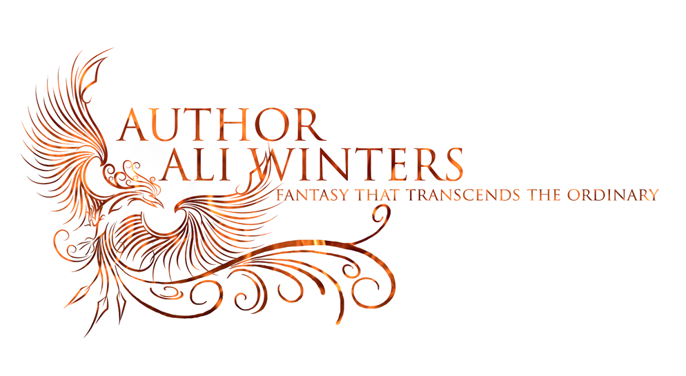 Author Ali Winters