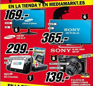 martes 13 ofertas media markt 12-8-13