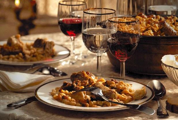 Gastronomialaactiva cocina francesa en la voz del chef de for Tipos de comida francesa