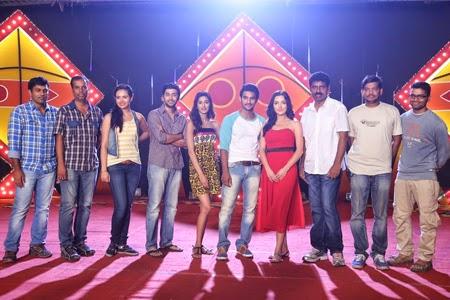 Galipatam Movie Press Meet Photo Gallery