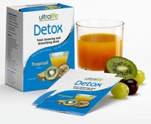 Refreshing Detox Weight Loss Supplement
