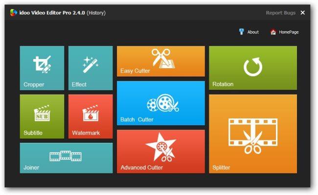 idoo Video Editor Pro 3.5.0