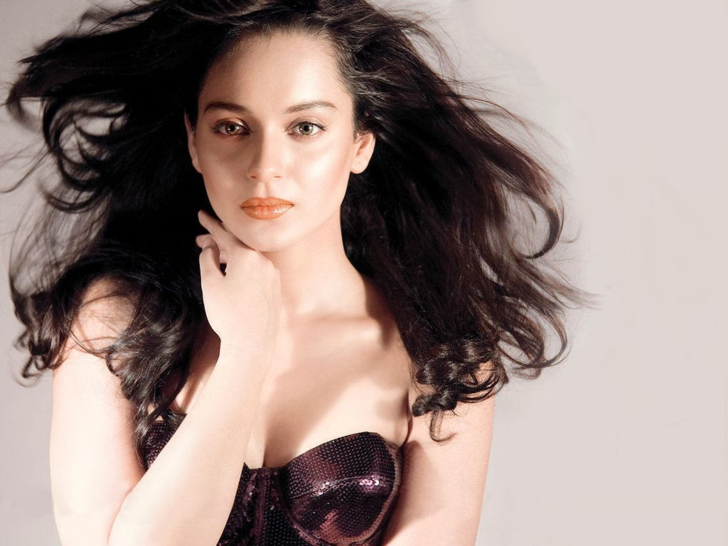 wallpapers of indian, bollywood actress and actors download: kangna