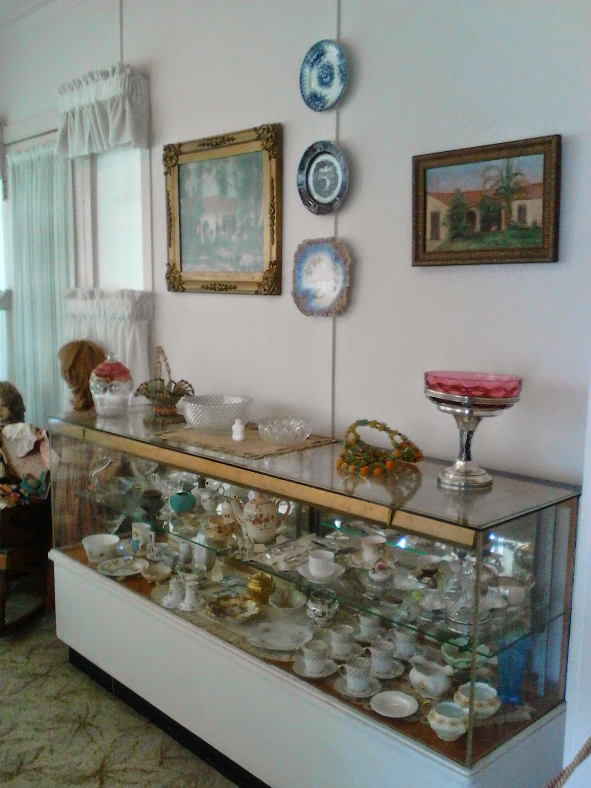 Covina Heritage House Blog A Cabinet Of Curiosities